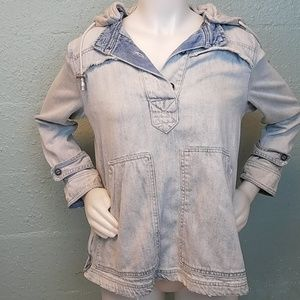 Free People Denim Jacket XS/TP
